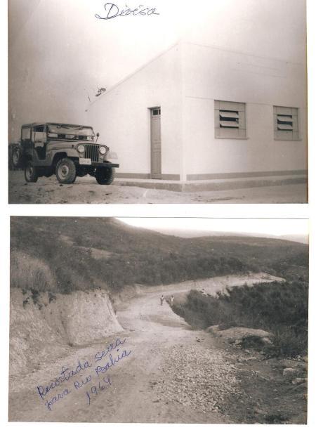 sala de aula construída na divisinha povoado  rio bahia 2ª foto cerra cortada fazenda Zé de claudino - via rio bahia nos 4 anos de governo
