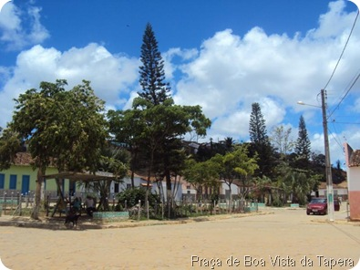 Praça de Boa Vista da Tapera